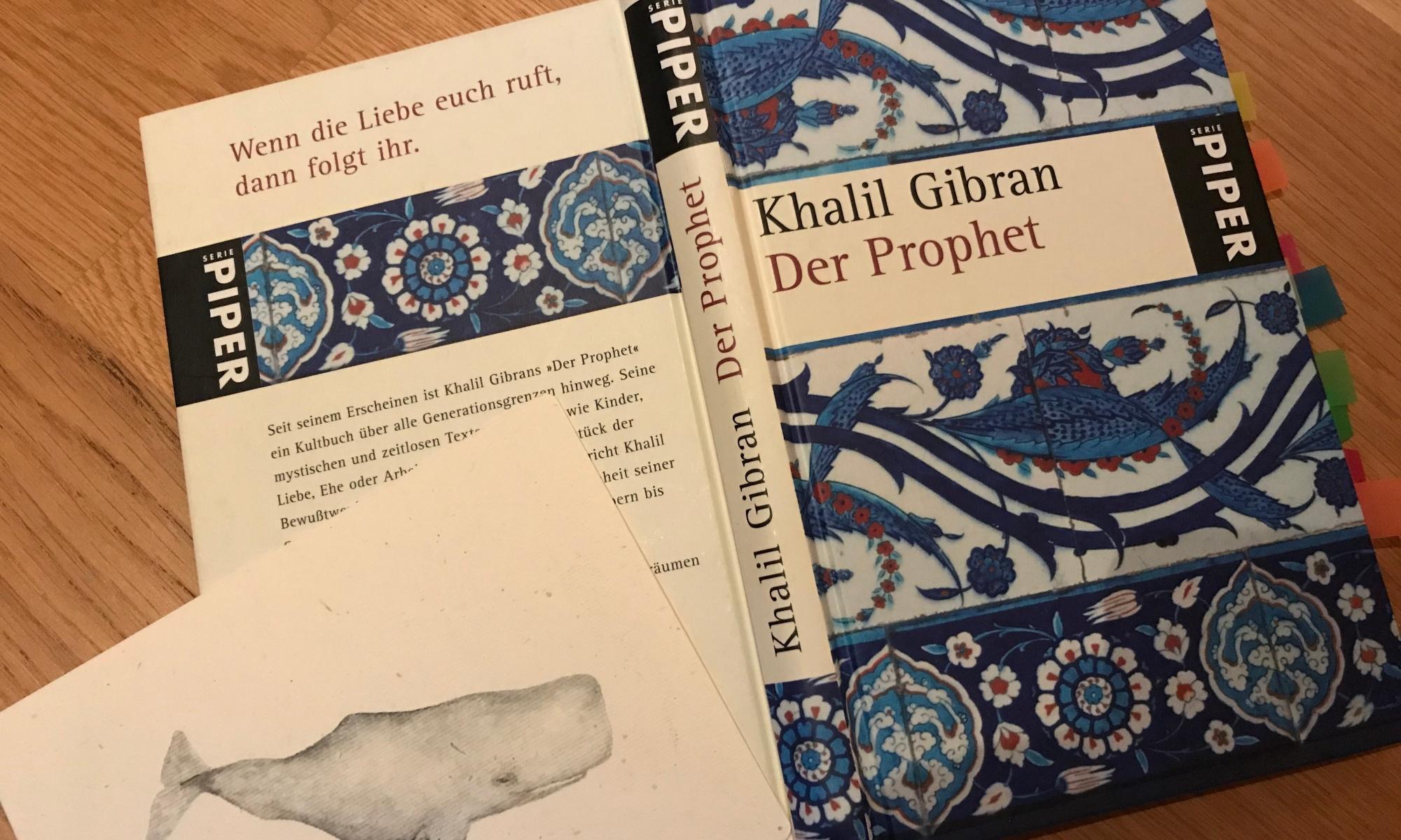 Khalil Gibrans Prophet